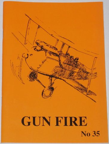 Gun Fire (Number 35), edited by A.J. Peacock